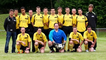 2011/12 - Aufstieg in die Kreisliga A Friedberg